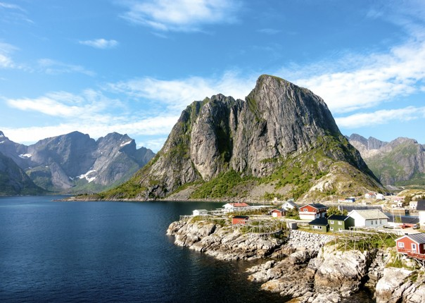 leisure-cycling-holiday-norway-lofoten.jpg - Norway - Lofoten Islands - Self-Guided Leisure Cycling Holiday - Leisure Cycling