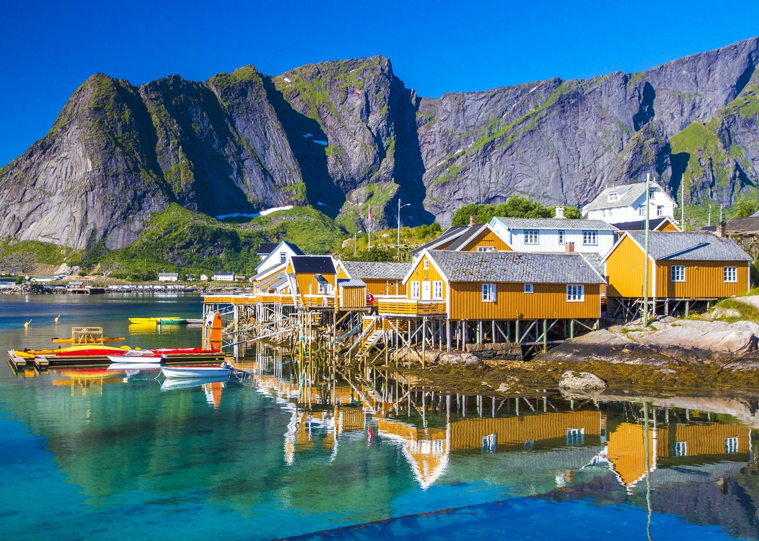 culture-local-fishing-villages-norway-relaxing-immerse-cycling-holiday.jpg - Norway - Lofoten Islands - Self-Guided Leisure Cycling Holiday - Leisure Cycling
