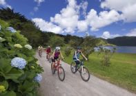 The Azores - Islands and Volcanoes - Self-Guided Leisure Cycling Holiday Image