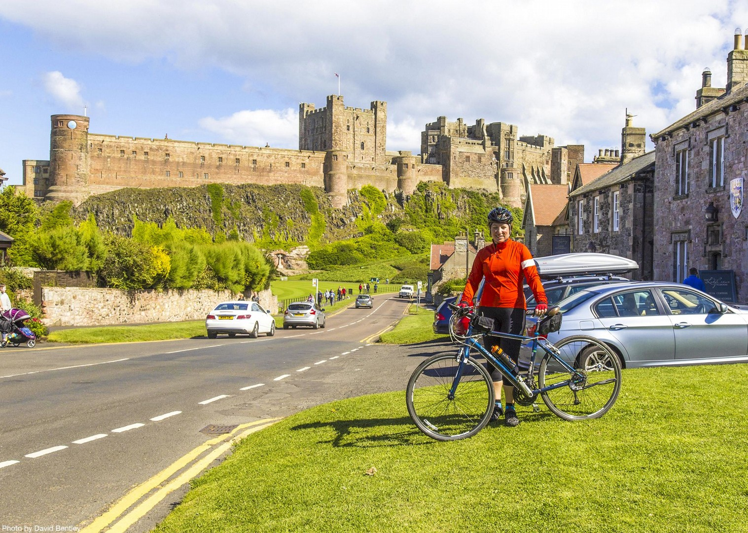 bamburgh-castle-cycling-tour-fun-culture-northumberland.jpg - UK - Northumberland Coast - 2 Days - Self-Guided Leisure Cycling Holiday - Leisure Cycling