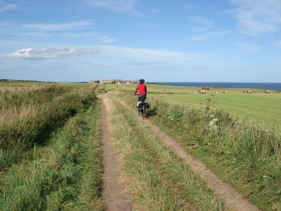 UK - Northumberland Coast - 2 Days - Self-Guided Leisure Cycling Holiday Image