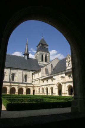 Abbaye de Fontevraud.jpg - France - Gentle Loire - Self-Guided Leisure Cycling Holiday - Leisure Cycling