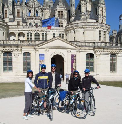 Skedaddle Cycling Holiday France Loire 25.JPG - France - Gentle Loire - Self-Guided Leisure Cycling Holiday - Leisure Cycling