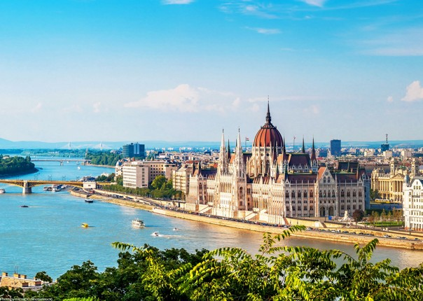Austria, Slovakia and Hungary - Vienna to Budapest - Self-Guided Leisure Cycling Holiday Image