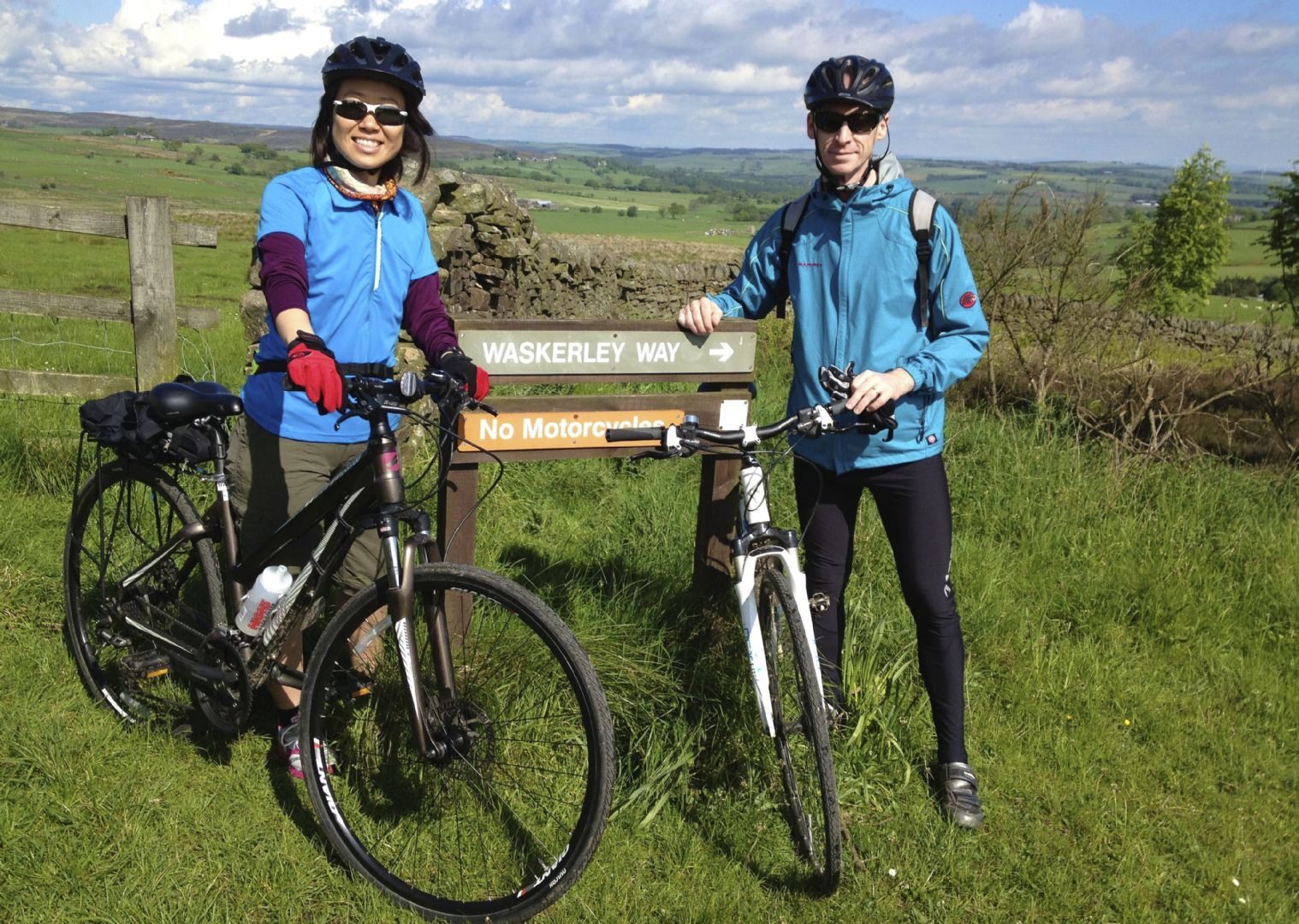_Customer.103238.16258.jpg - UK - C2C - Coast to Coast - Supported Leisure Cycling Holiday - Leisure Cycling