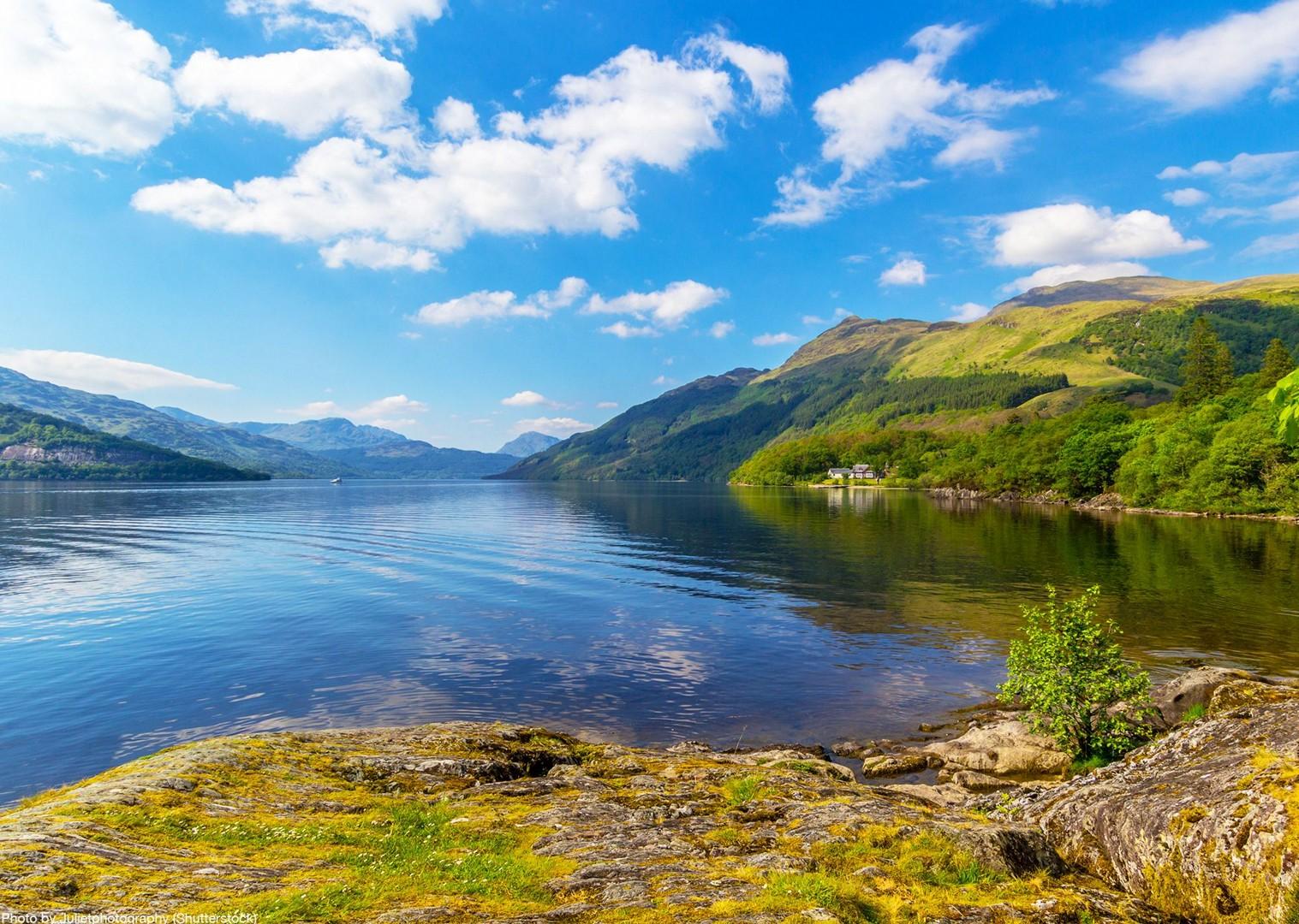 loch-lomond-scotland-uk-cycling-holiday-fun-lake.jpg - UK - Scotland - Lochs and Glens - Leisure Cycling