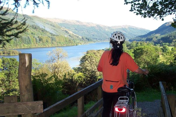 lochs n glens 2.jpg - UK - Scotland - Lochs and Glens - Self-Guided Leisure Cycling Holiday - Leisure Cycling