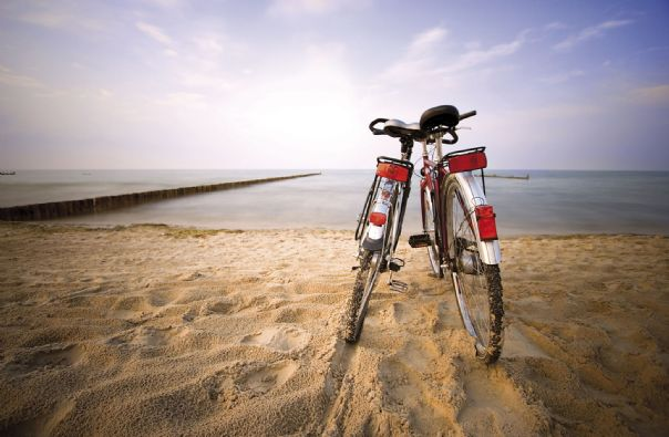 top9 leisure loving bikes.jpg - Denmark - Best of North Zealand - Self-Guided Leisure Cycling Holiday - Leisure Cycling