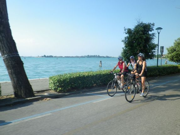 Italy - Lake Garda to Venice - Self-Guided Leisure Cycling Holiday Image