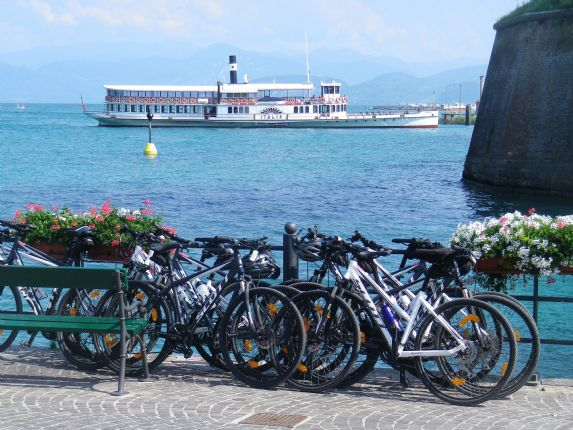 gar4.jpg - Italy - Lake Garda to Venice - Self-Guided Leisure Cycling Holiday - Leisure Cycling