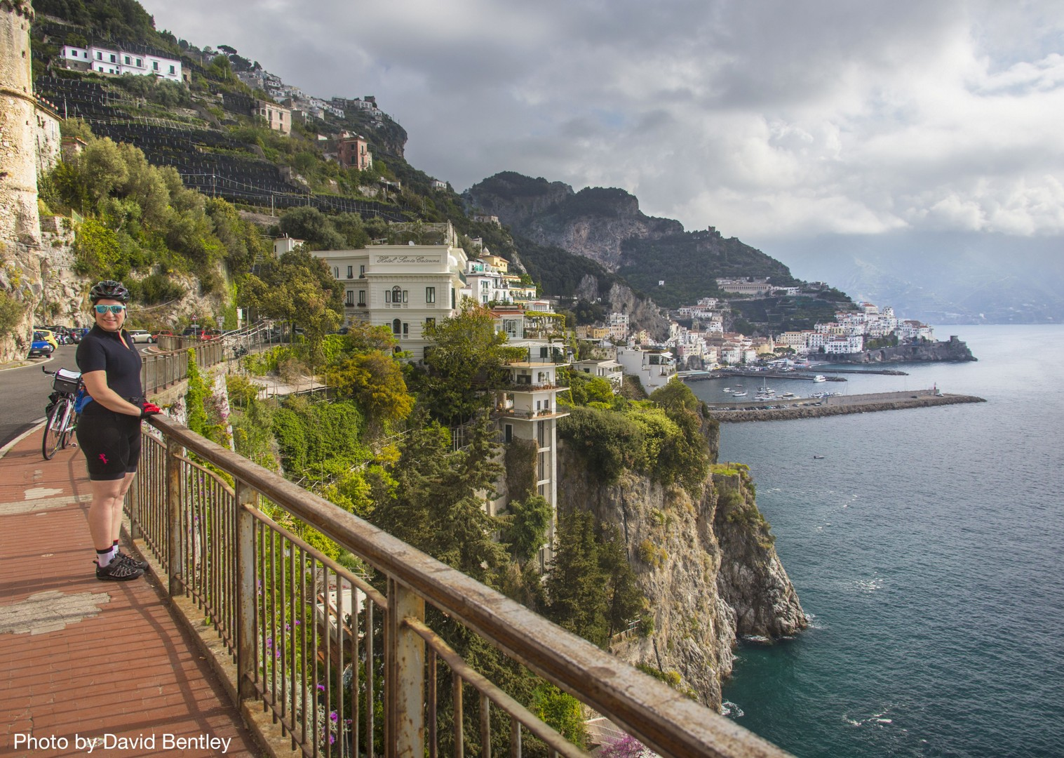 self-guided-cycling-holiday-in-italy-amalfi-coast-and-cilento-coastal.jpg - Italy - Cilento and The Amalfi Coast - Self-Guided Leisure Cycling Holiday - Leisure Cycling