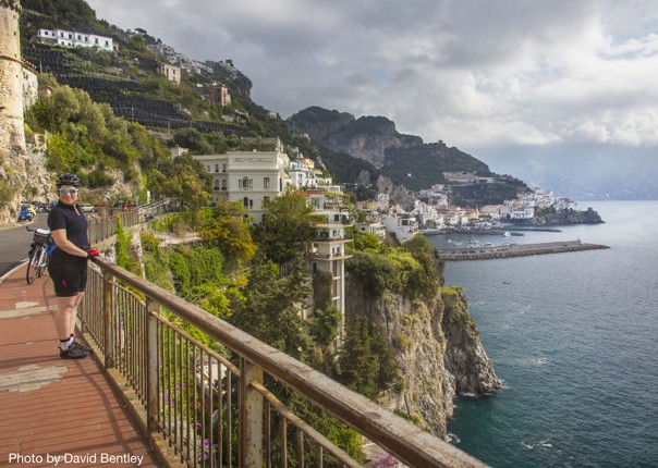 Italy - Cilento and The Amalfi Coast - Self-Guided Leisure Cycling Holiday Image