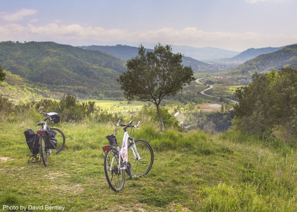 self-guided-cycling-holiday-in-italy-amalfi-coast-and-cilento-valley-views.jpg - Italy - Cilento and The Amalfi Coast - Self-Guided Leisure Cycling Holiday - Leisure Cycling