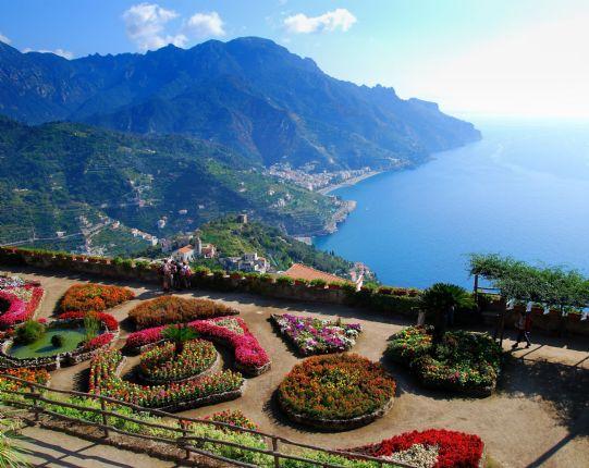 Amalfi06.jpg - Italy - Cilento and The Amalfi Coast - Self-Guided Leisure Cycling Holiday - Leisure Cycling