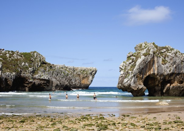 asturiancoast3.jpg - Northern Spain - The Asturian Coast - Self-Guided Leisure Cycling Holiday - Leisure Cycling