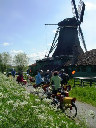 Holland - Green Heart - Bike and Barge Holiday - Leisure Cycling