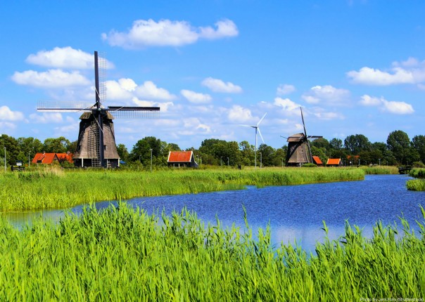 Holland - Windmills and Golden Beaches - Bike and Barge Holiday Thumbnail