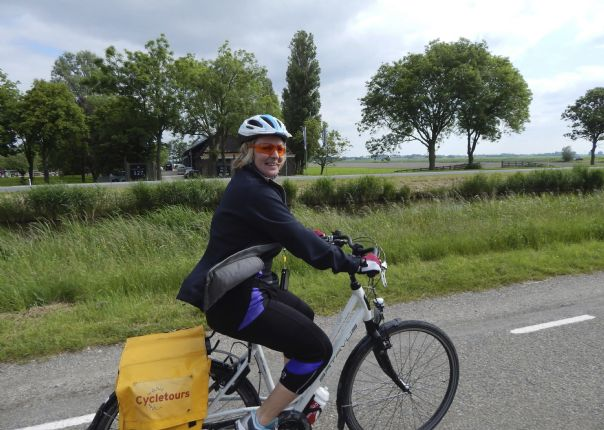 _Customer.97381.16515.jpg - Holland - Windmills and Golden Beaches - Bike and Barge Holiday - Leisure Cycling