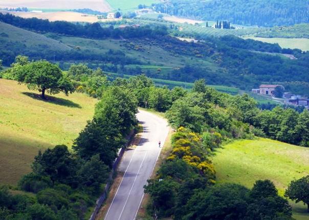 cycling-holiday-tuscany 15.jpg - Italy - A Taste of Tuscany - Guided Leisure Cycling Holiday - Leisure Cycling