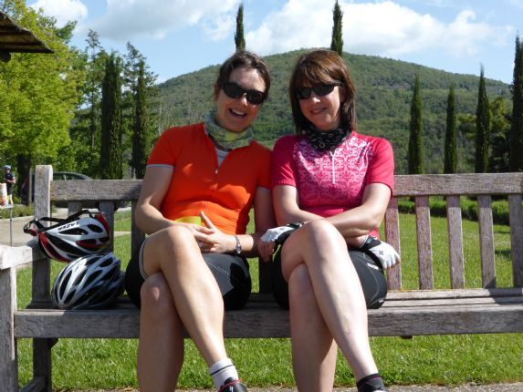 42.JPG - Italy - A Taste of Tuscany - Guided Leisure Cycling Holiday - Leisure Cycling