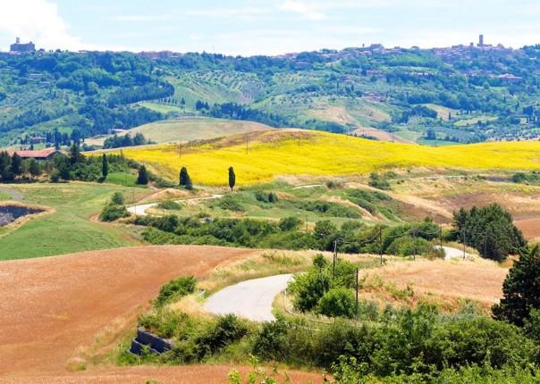 cycling-holiday-tuscany 18.jpg - Italy - Classic Tuscany - Self-Guided Leisure Cycling Holiday - Leisure Cycling