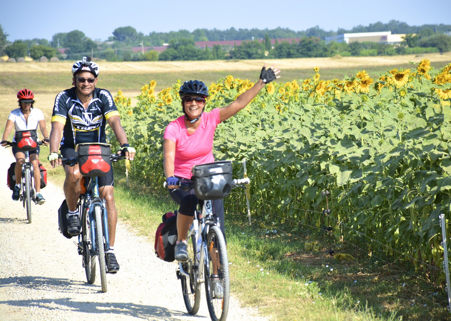 tuscnay-cycling-holiday-landscape.jpg - Italy - Classic Tuscany - Self-Guided Leisure Cycling Holiday - Leisure Cycling
