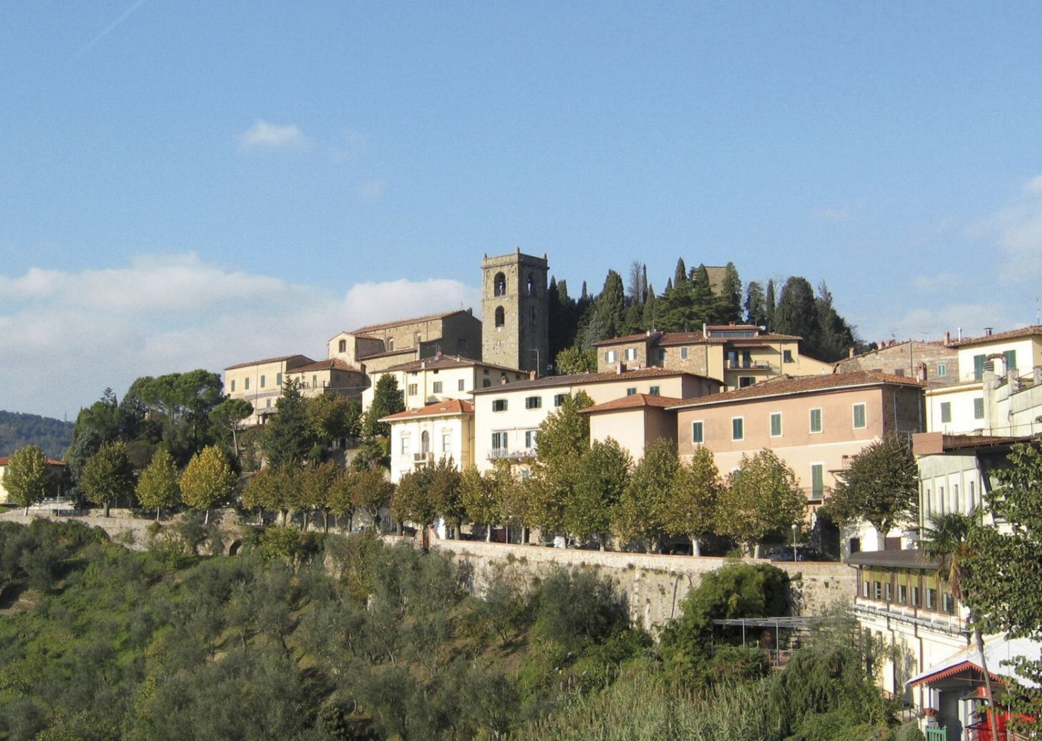 HFcyclingtuscany5.jpg - Italy - Classic Tuscany - Self-Guided Leisure Cycling Holiday - Leisure Cycling