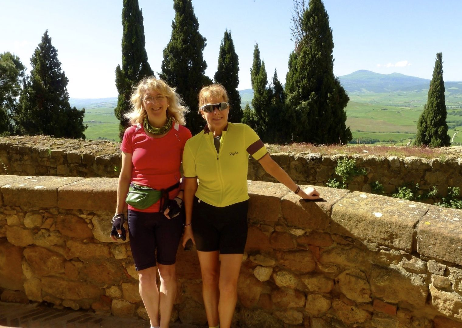 hfh cycling holiday tuscany1.jpg - Italy - Classic Tuscany - Self-Guided Leisure Cycling Holiday - Leisure Cycling