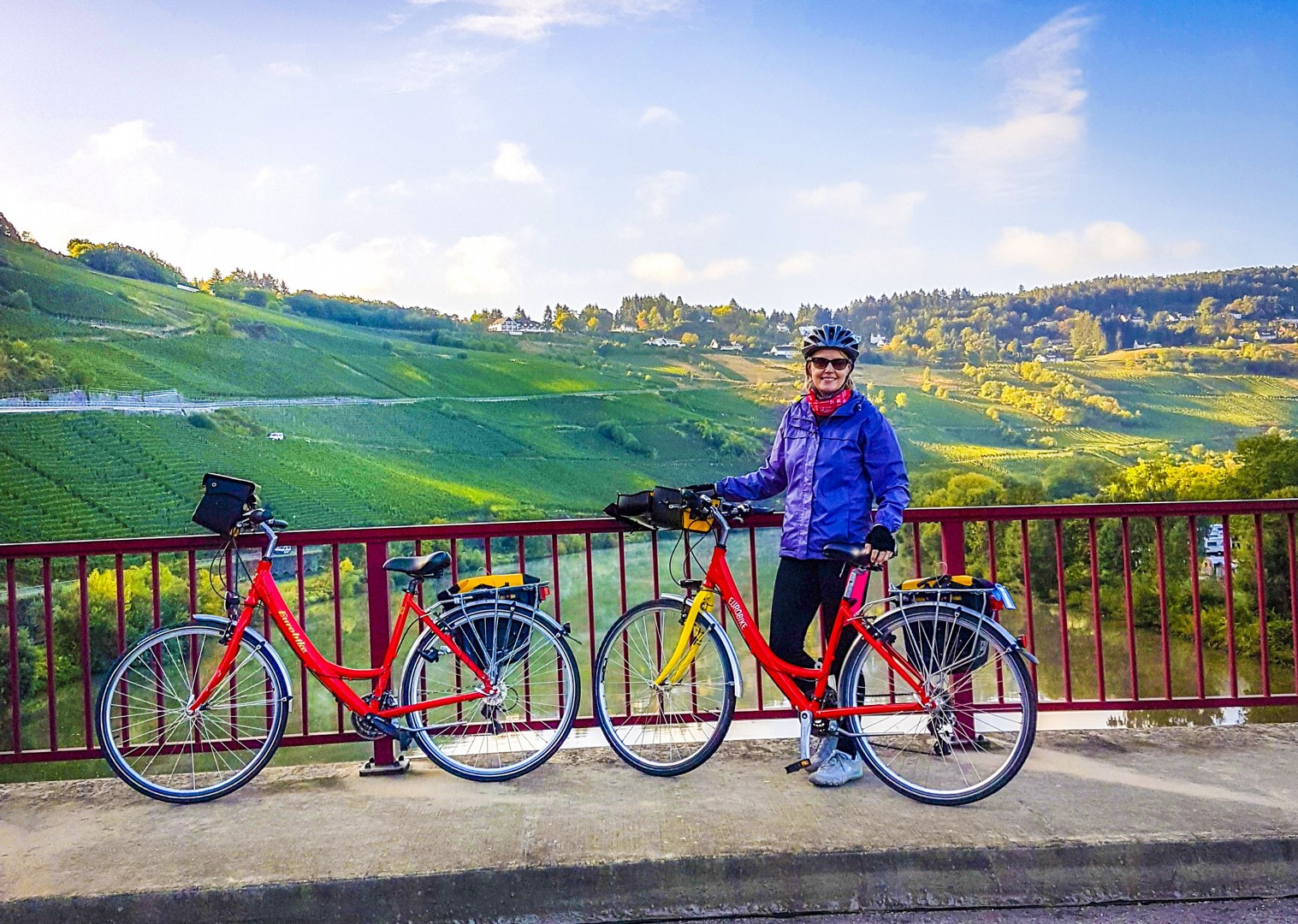 wine-villages-trittenheim-piesport-germany-by-bike.jpg - Germany - Moselle Valley - Self-Guided Leisure Cycling Holiday - Leisure Cycling