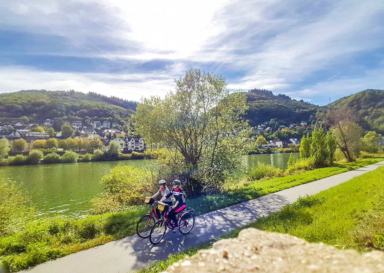 cycling-germany-moselle-river-saddle-skedaddle.jpg - Germany - Moselle Valley - Self-Guided Leisure Cycling Holiday - Leisure Cycling
