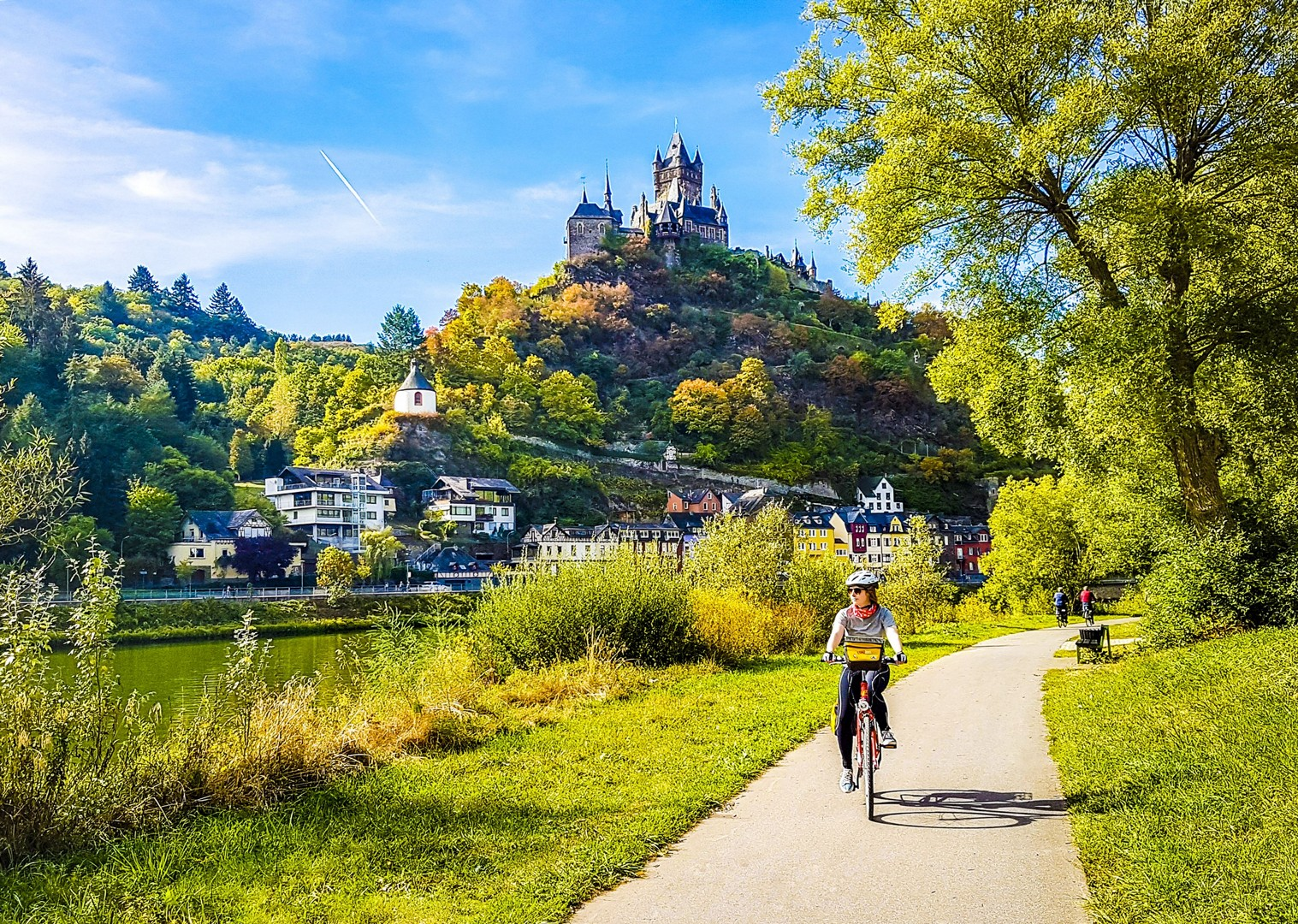 germany-moselle-valley-leisure-cycling-self-guided.jpg - Germany - Moselle Valley - Self-Guided Leisure Cycling Holiday - Leisure Cycling