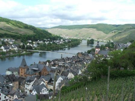 Mosel.jpg - Germany - Moselle Valley - Self-Guided Leisure Cycling Holiday - Leisure Cycling
