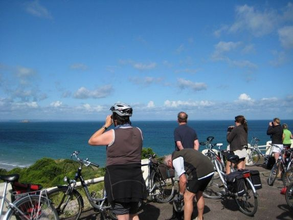Skedaddle French Cycling Holiday Brittany 9.jpg - France - Brittany - Self-Guided Leisure Cycling Holiday - Leisure Cycling