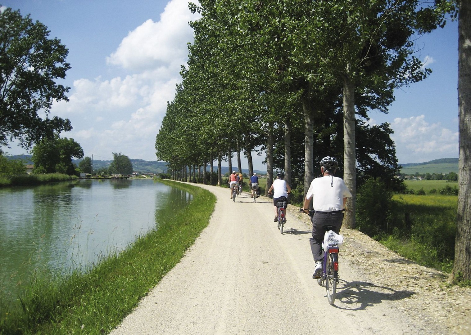 caves-and-canals-leisure-cycling-holiday-in-france.jpg - France - Burgundy - Caves and Canals - Self-Guided Leisure Cycling Holiday - Leisure Cycling