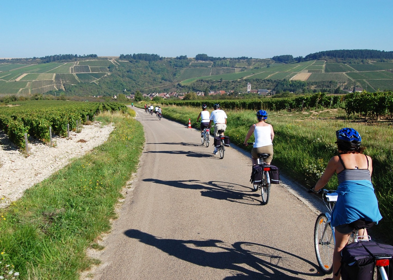 self-guided-leisure-cycling-holiday-france-burgundy-caves-and-canals.JPG - France - Burgundy - Caves and Canals - Self-Guided Leisure Cycling Holiday - Leisure Cycling