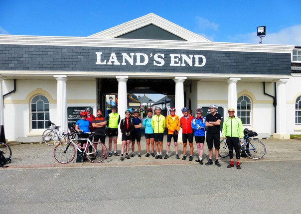 cycling-holiday-sustrans-lands-end-to-john-ogroats-lejog - UK - Land's End to John O'Groats - Sustrans Fundraiser Ride - Leisure Cycling