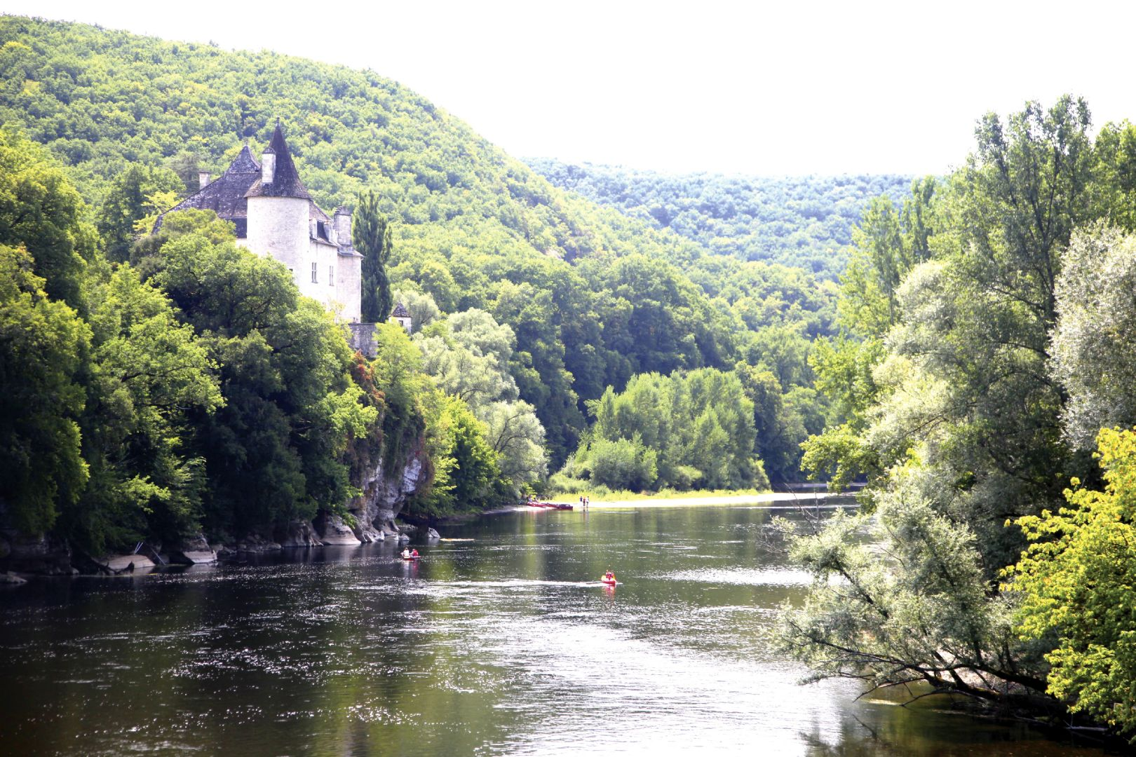 francefamilycycling20.jpg - France - Dordogne Delights - Self-Guided Leisure Cycling Holiday - Leisure Cycling