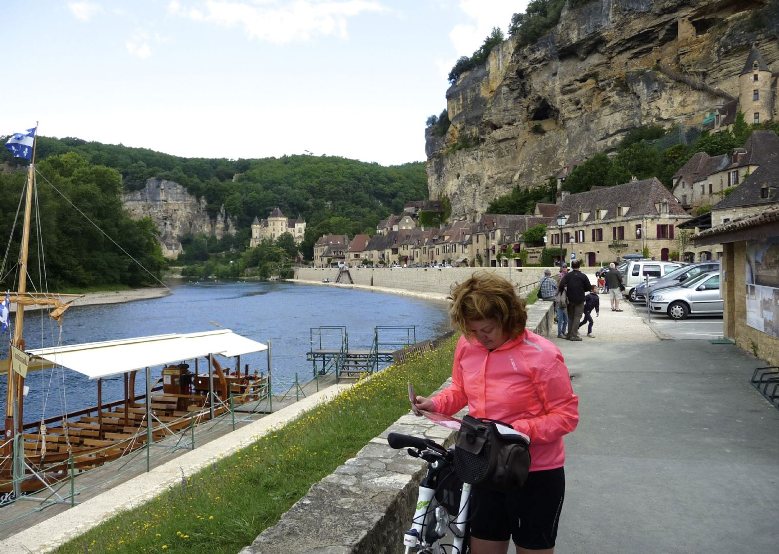 dordognecycling5.jpg - France - Dordogne Delights - Self-Guided Leisure Cycling Holiday - Leisure Cycling