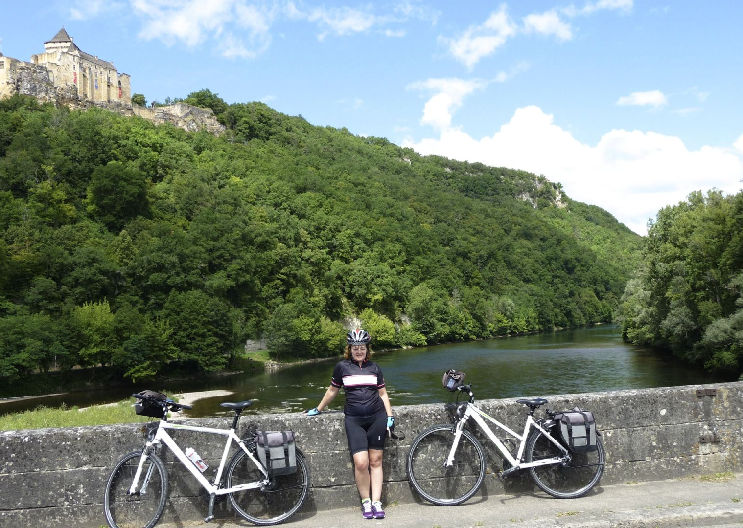 dordognecycling7.jpg - France - Dordogne Delights - Self-Guided Leisure Cycling Holiday - Leisure Cycling