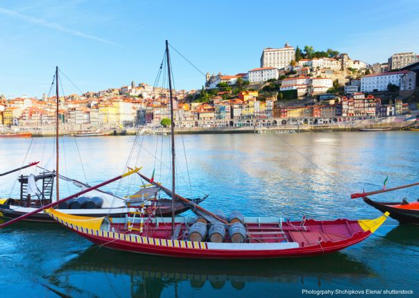 Portugal - Port and Wine - Self Guided Leisure Cycling Holiday Image