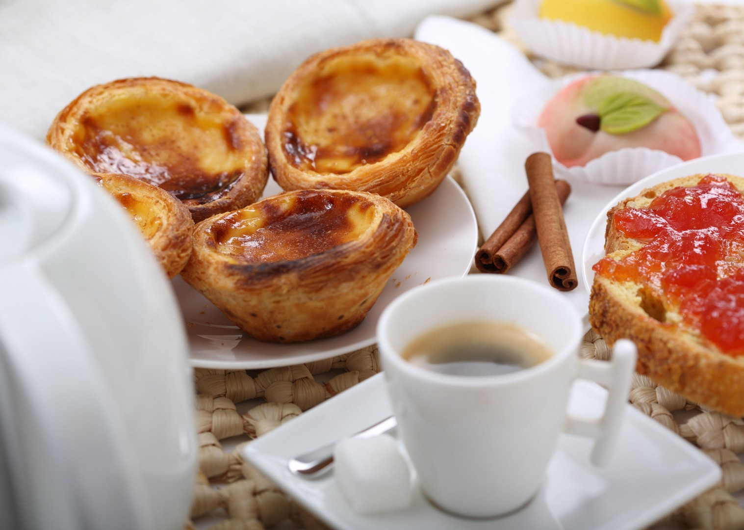 portugal-coffee-food.jpg - Portugal - Port and Wine - Self Guided Leisure Cycling Holiday - Leisure Cycling