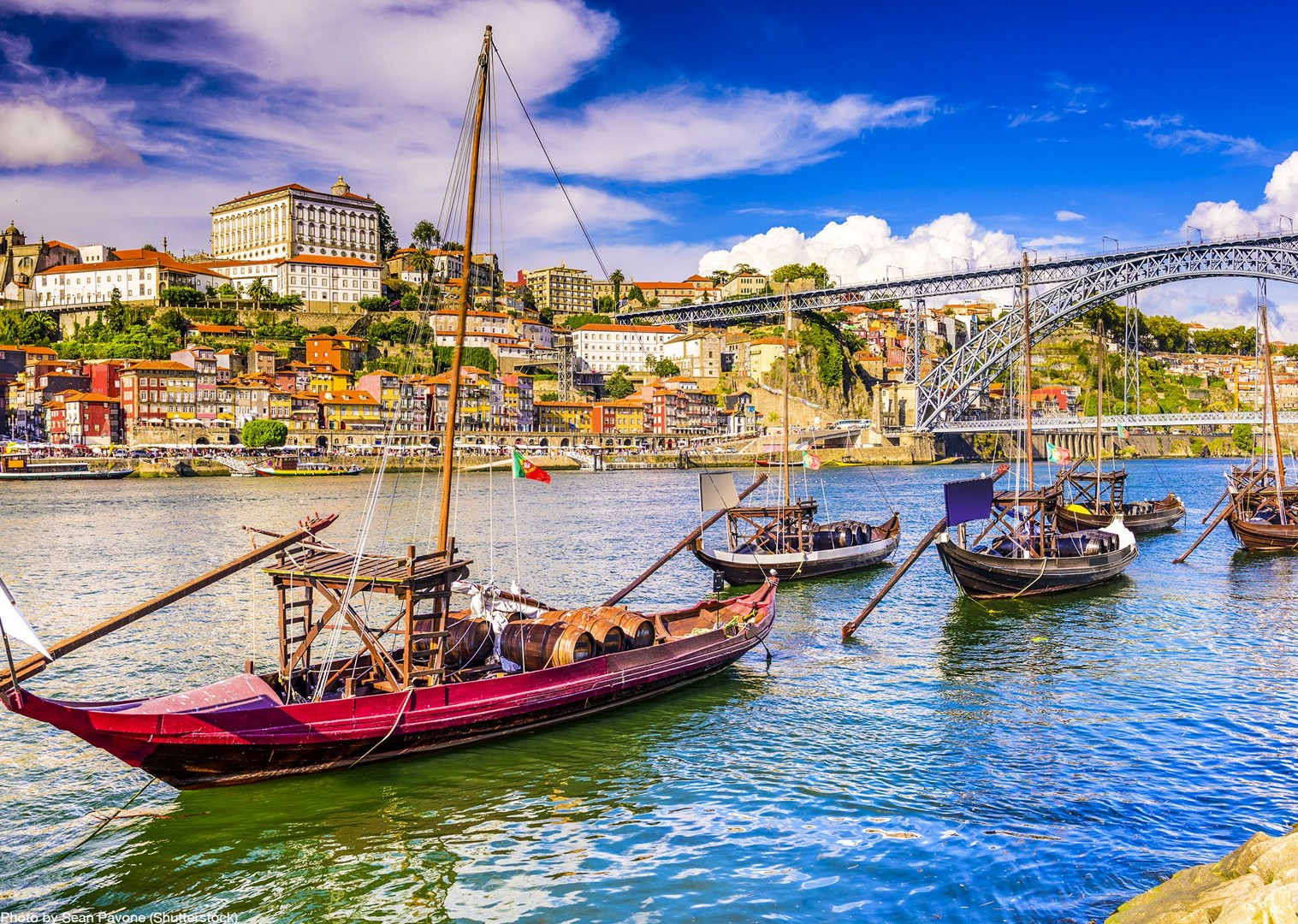 porto-portugal-self-guided-leisure-cycling-holiday-skedaddle.jpg - Portugal - Port and Wine - Self Guided Leisure Cycling Holiday - Leisure Cycling