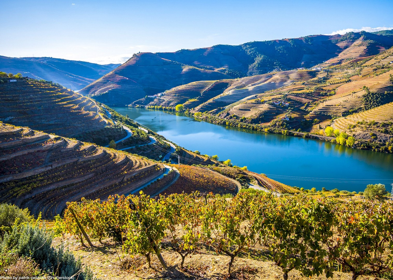 douro-valley-portugal-bike-tour-beautiful-nature-experience.jpg - Portugal - Port and Wine - Self Guided Leisure Cycling Holiday - Leisure Cycling