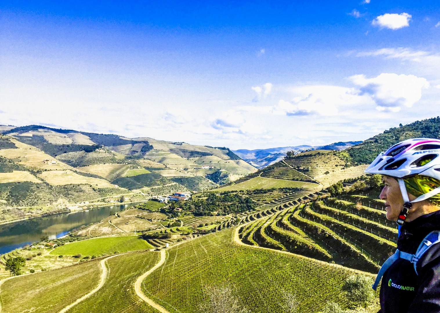 mountains-of-the-douro-port-and-wine-self-guided-cycling-tour-saddle-skedaddle.jpg - Portugal - Port and Wine - Self Guided Leisure Cycling Holiday - Leisure Cycling