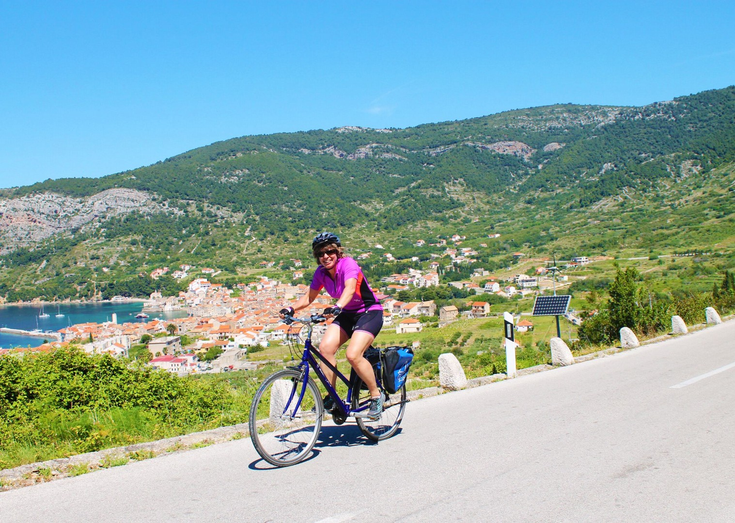 cycle-through-southern-dalmatia.jpg - Croatia - Southern Dalmatia - Bike and Boat Holiday - Leisure Cycling
