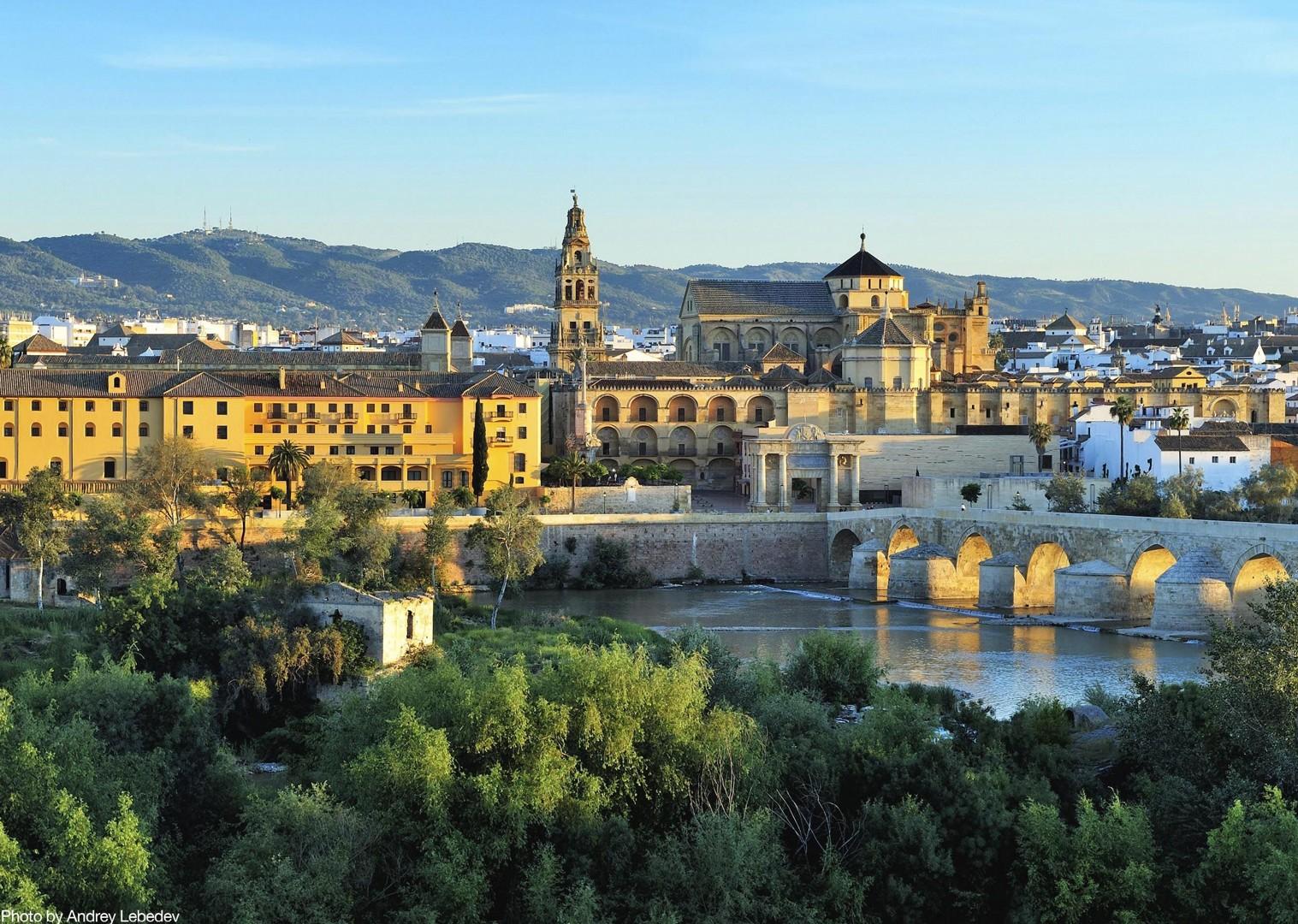 cordoba-cycling-holiday-in-spain-granada-to-seville-leisure-cycling.jpg - Southern Spain - Granada to Seville - Self-Guided Leisure Cycling Holiday - Leisure Cycling