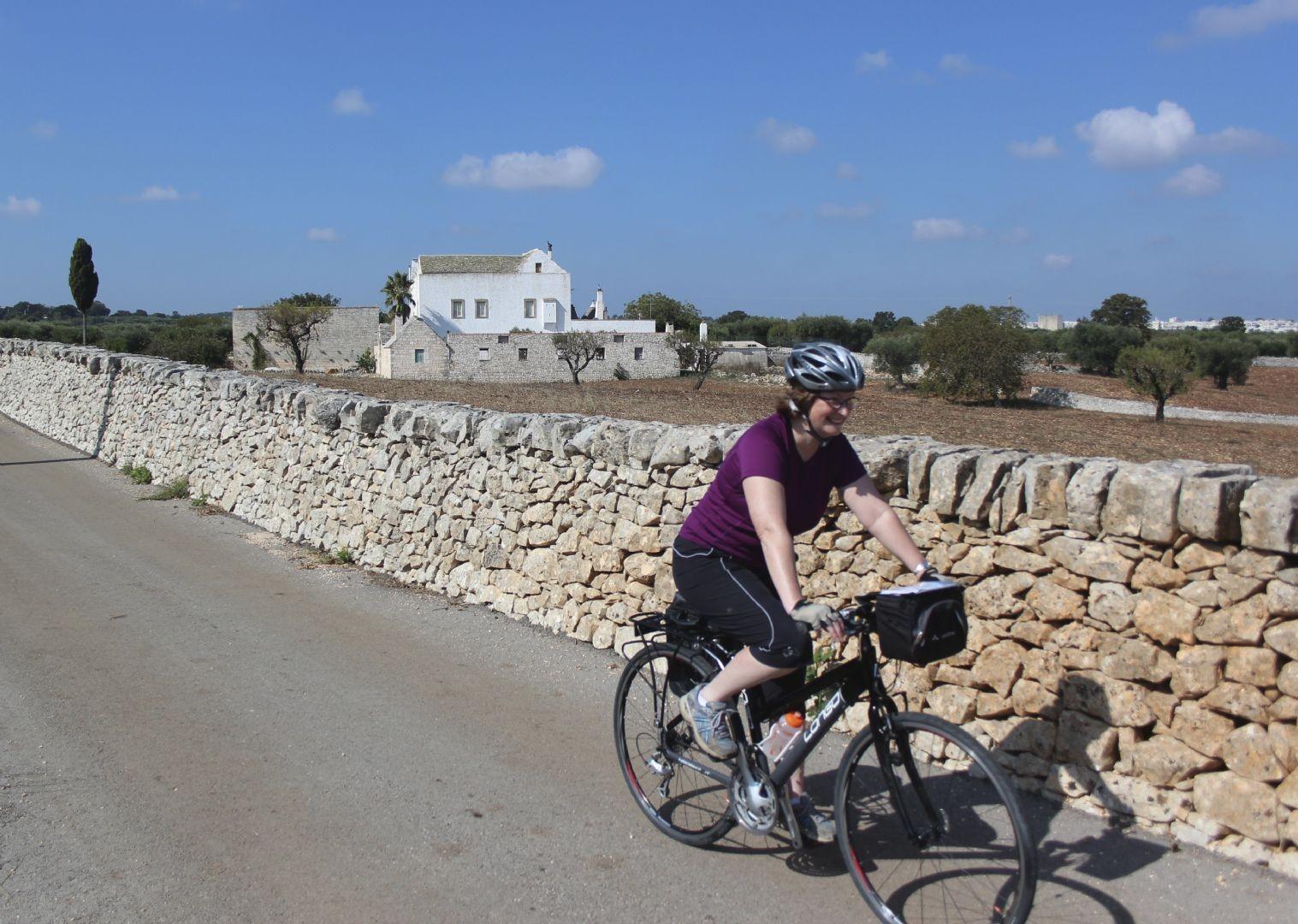 cycling-holiday-puglia-italy.jpg - Italy - Puglia - Guided Leisure Cycling Holiday - Leisure Cycling