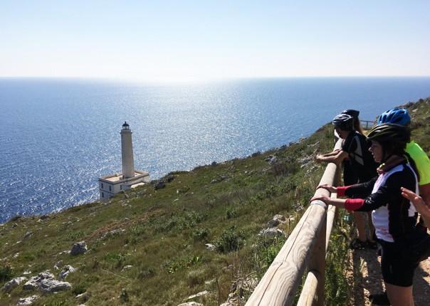 cycling-holiday-in-italy-puglia-coastal-views.jpg - Italy - Puglia - Guided Leisure Cycling Holiday - Leisure Cycling