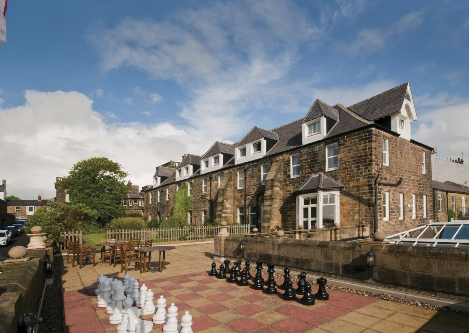 leisure-cycling-holiday-northumberland-accomodation-alnmouth.jpg - UK - Northumberland - Alnmouth - Guided Leisure Cycling Holiday - Leisure Cycling