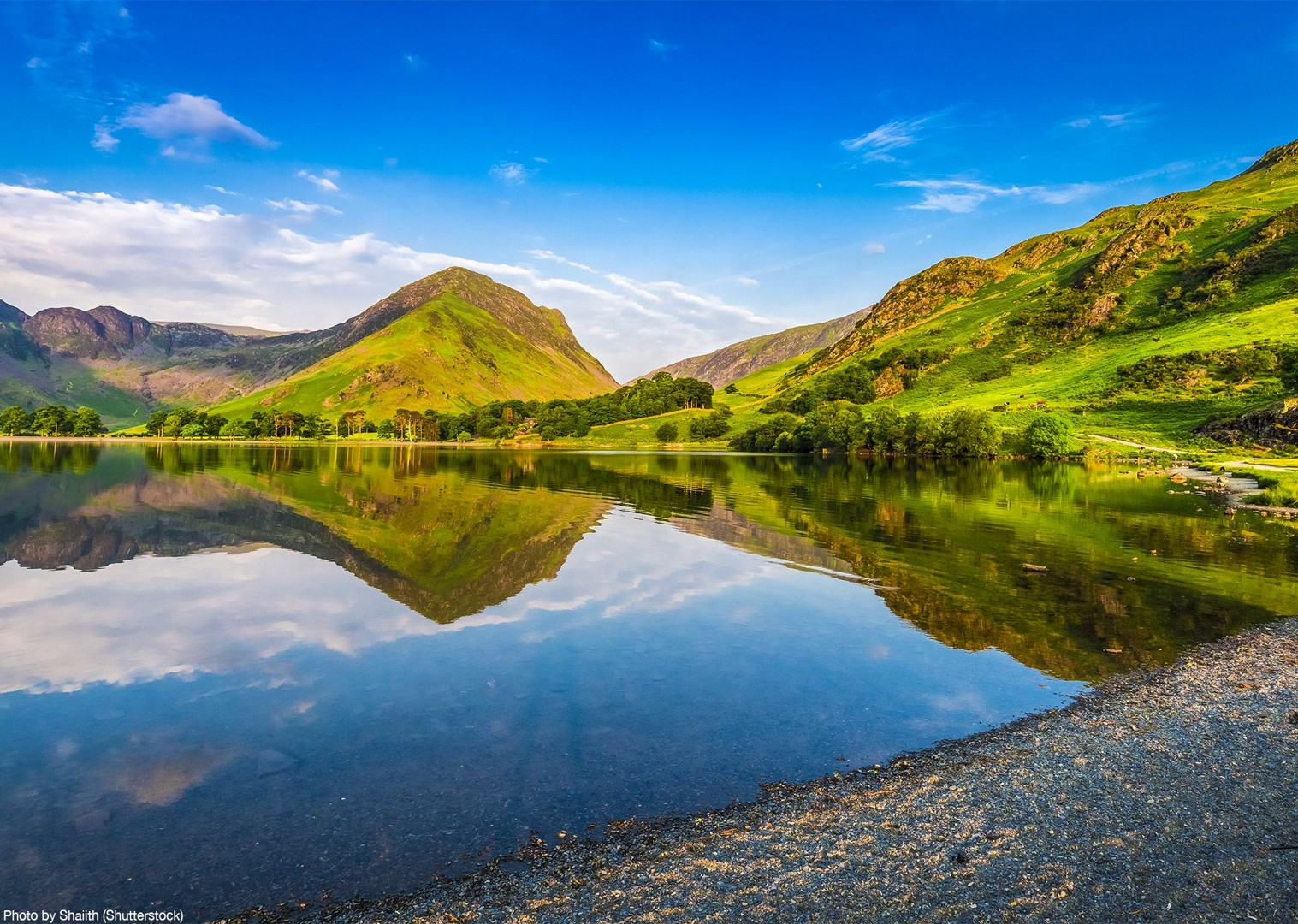 shutterstock_1103990120-2.jpg - UK - Lake District - Derwent Water - Guided Leisure Cycling Holiday - Leisure Cycling